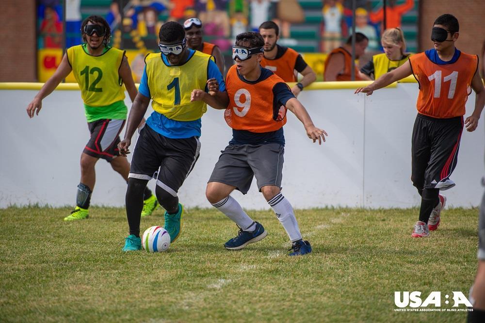Blind Soccer - United States Association of Blind Athletes